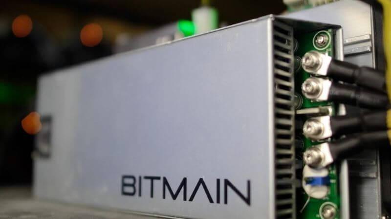 Bitmain Miner