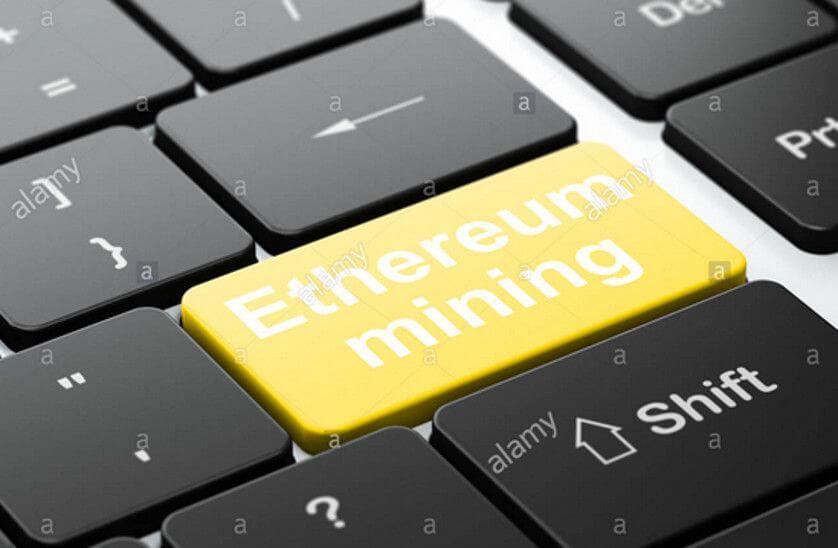 Ethereum minining geld verdienen