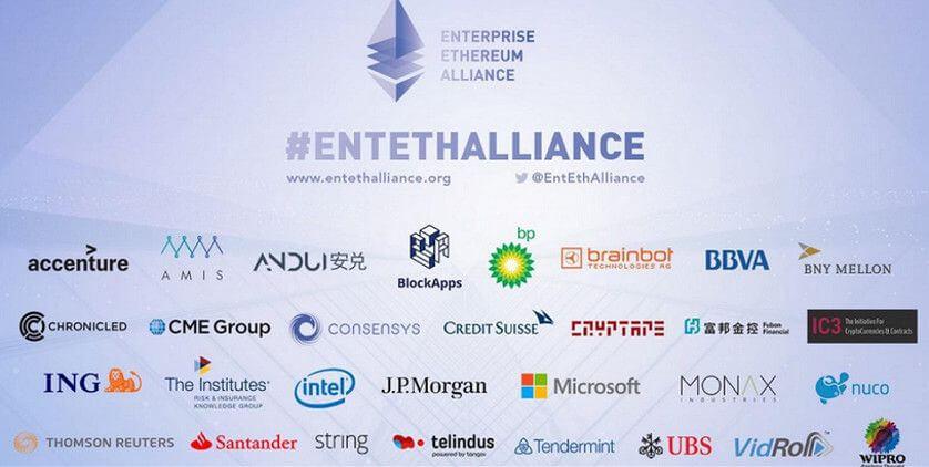 Ethereum partner