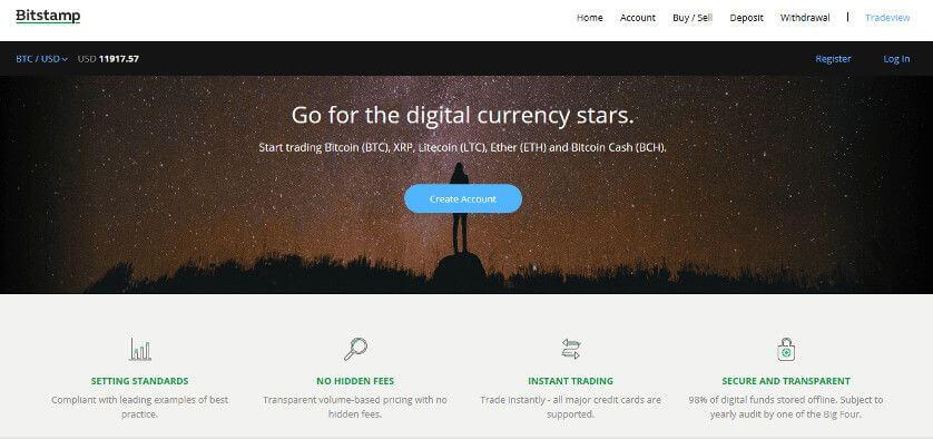 bitstamp stock exchange
