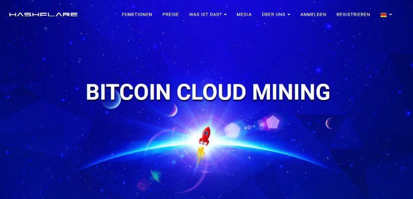 haschflare cloud mining