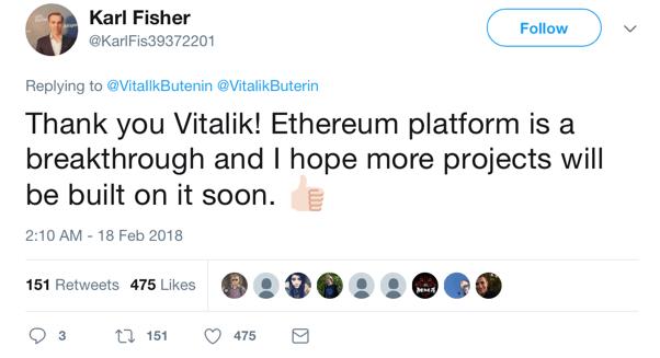ethereum twitter